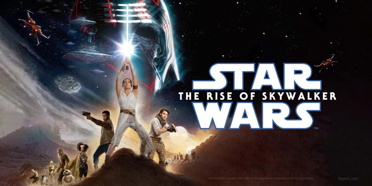 The Rise Of Skywalker Spoiler Talk Write Drunk Edit Drunk